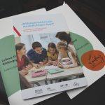 Mappen und Programmheft Bildungspolitisches Forum
