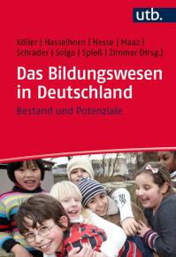 """Buchcover """"Das Bildungswesen in Deutschland"""""""