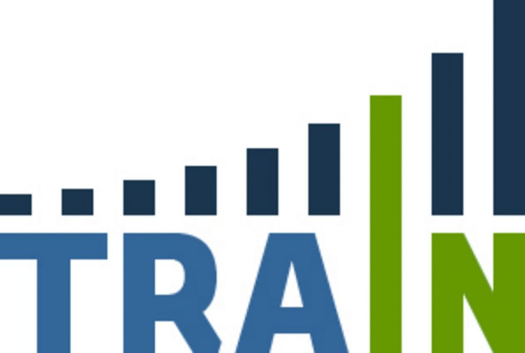 Logo des Projektes TRAIN